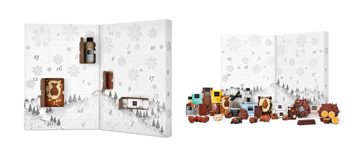 Chocolate Advent Calendar Alternative