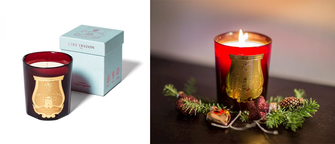 Cire Trudon Nazareth luxury christmas candle