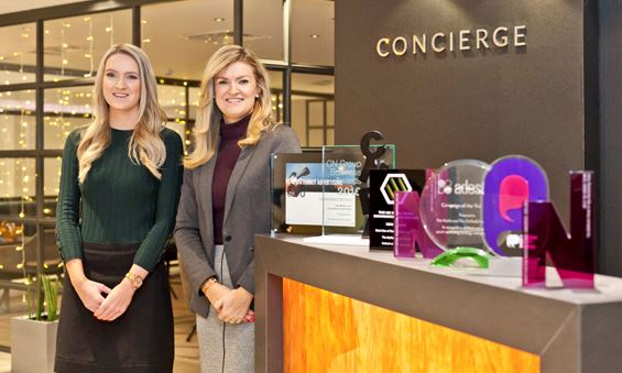 Award winning marketing Lake District, Cumbria, Laura Donnelly, Vicky Bowe